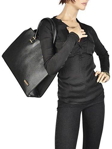 Shopping/Shopper Saffiano, nero (nero) - 149-000M92161 nero