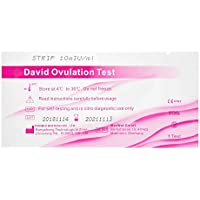 50 x David Ovulationstest Streifen 10 miu/ml LH ovulation test