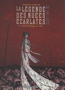La Légende des Nuées Ecarlates Edition simple Tome 2