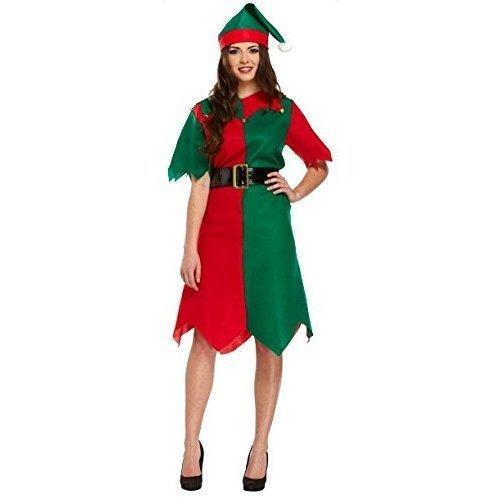 Adult Female Elf Kostüm ()