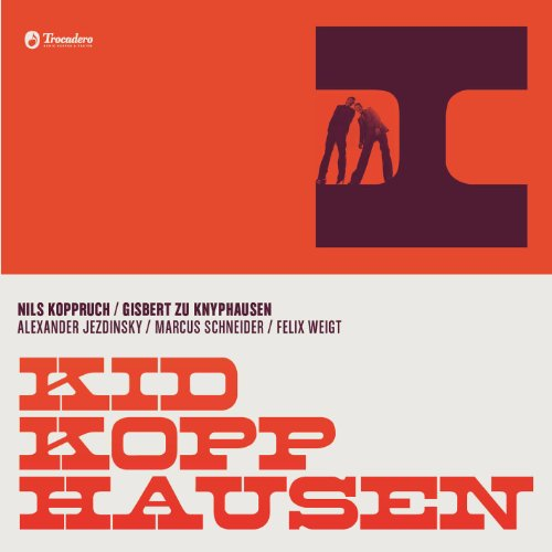 Kid Kopphausen: I (Audio CD)