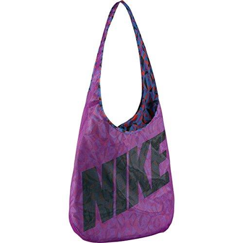 Nike Sporttasche Graphic Reversible Tote lila