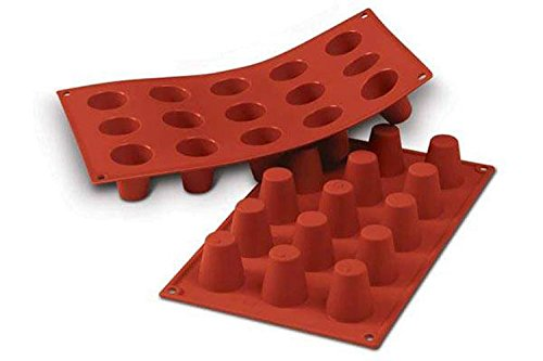 Silikomart 20.019.00.0060 SF 019 BABÁ - SILICONE MOULD ø35 H 38 MM