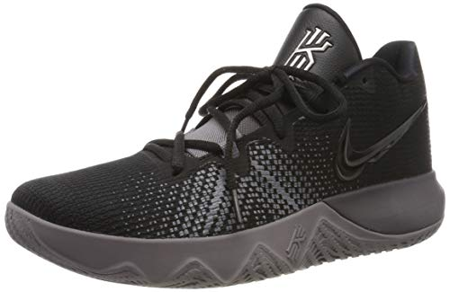 Nike Herren Basketballschuh Kyrie Flytrap Sneakers, Mehrfarbig (Black/Thunder Grey/Gunsmoke/Royal Pulse 011), 41 EU
