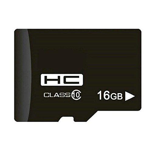 Generische 16GB 32GB 64GB 128GB Speicher SD TF Karte Klasse 10 Flash Speicherkarte mit SD Adapter für Handys, Tablet PC, Kameras (16GB)