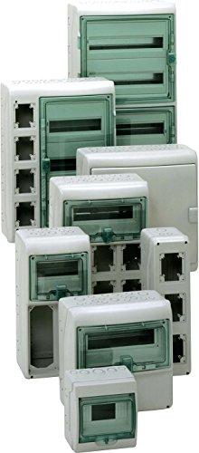 Schneider Electric Kaedra-Gehäuse 13968 448x842mm, 72 Module Installationskleinverteiler 3303430139683