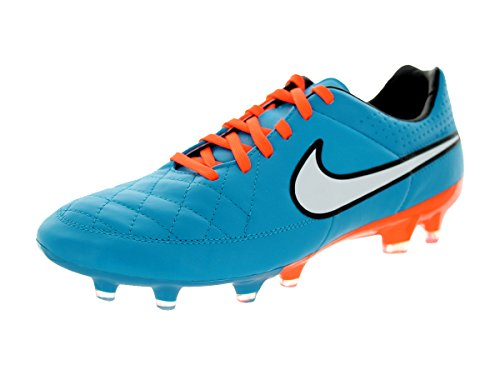 Nike Tiempo Legacy FG Herren Fußballschuhe Blau TD6PC
