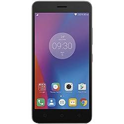 Lenovo K6 Smartphone Dual SIM, Display 5 Pollici, LTE, Fotocamera 13 MP, Memoria 16 GB, 2 GB RAM, Grigio [Italia]