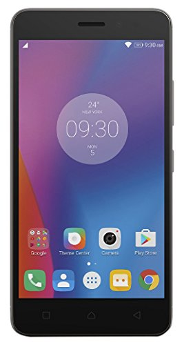 LENOVO SMARTPHONE DUA SIM K6 PA530170IT 16GB ITALIA DARK GREY