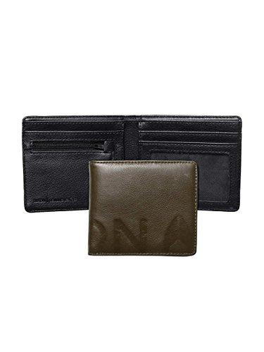 Nixon Fuller Bi-Fold Zip Coin Wallet Geldbörse surplus/schwarz -