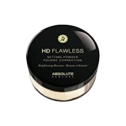 (6 Pack) ABSOLUTE HD Flawless Setting Powder - Brightening Banana