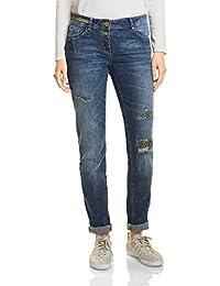 CECIL Damen Slim Jeans Charlize 371096