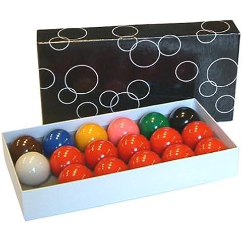 Gioco di sfere o Palle da biliardo Snooker-DPT 50,8 mm Standard