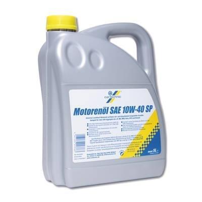 CarTechnic Leichtlauf-Motorenöl SAE 10W-40 5L