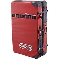Crash pad Camp Domino rojo/negro