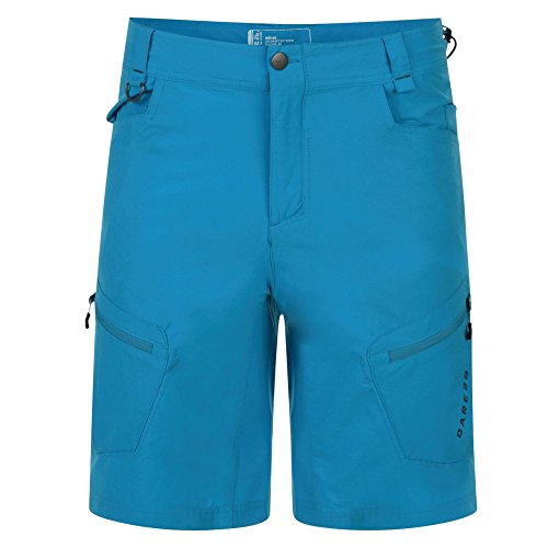 "Dare 2b Herren Tuned Shorts, Blau, 30"" (Mens) Aluminum Gray"