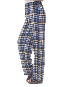 Twist Women s Multicolor Checked 100% Pure Cotton Pyjama Sleepwear Night  Wear Comfy Pant For A a810c3203