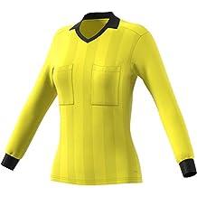 Adidas Referee 18 Camiseta, Todo el año, Mujer, Color Shoyel, tamaño Extra