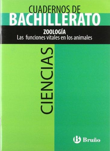 Cuaderno Ciencias Bachillerato Zoologia....