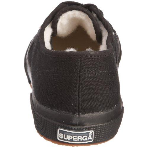 Superga 2750 Cobinu, Baskets mode mixte adulte Noir-TR-A4-77