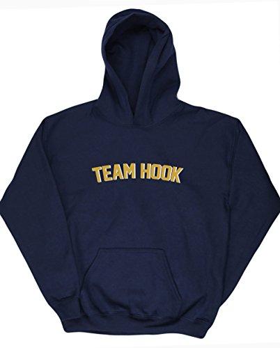hippowarehouse-team-hook-kids-unisex-hoodie-hooded-top