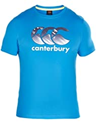 CANTERBURY T-shirt pour homme logo CCC–Atomic Bleu, 4x l