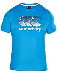Canterbury Ccc Logo T-Shirt Homme