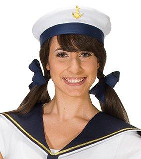 Marinemuetze Gr. 57, 58, 59, Größe:57