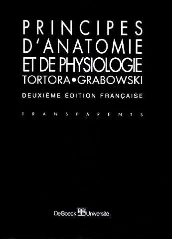 Anatomie Tortora - Principes d'anatomie et de