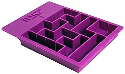 Tetris JUL121995 Bacs à glaçons Plastique