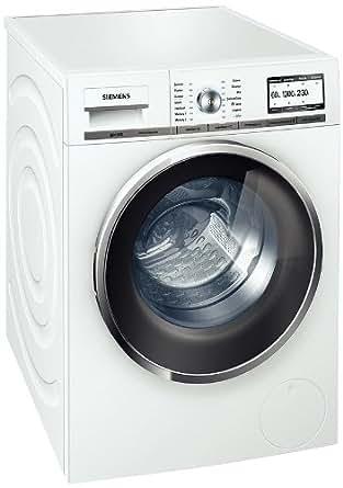 Siemens WM12Y749IT Lave linge 9 kg 1200 trs/min A+++ Blanc