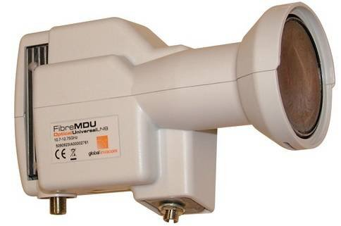 LNB mit optischem Ausgang Fibre-MDU