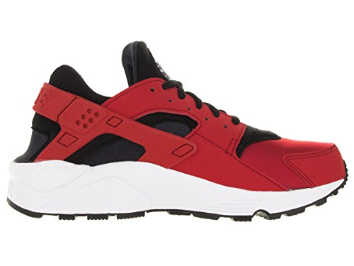 Nike Wmns Air Huarache Run, Scarpe sportive Donna Rosso (Rojo (University Red / Black-White))