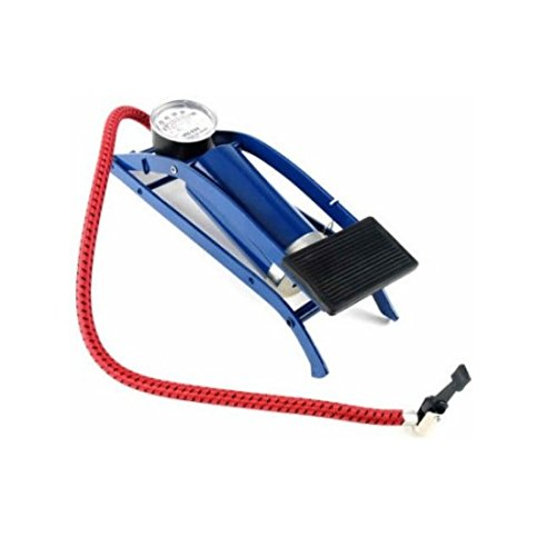 Auto Hub Coido 102B Hi-Power Foot Pump Tire Inflator Air Compressor Pump  available at amazon for Rs.1099
