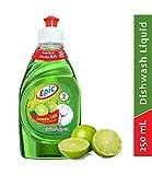EPIC Dishwash Liquid Complete, Lemon Franngrace,clour, Lemon Green,(Size-5Litre)