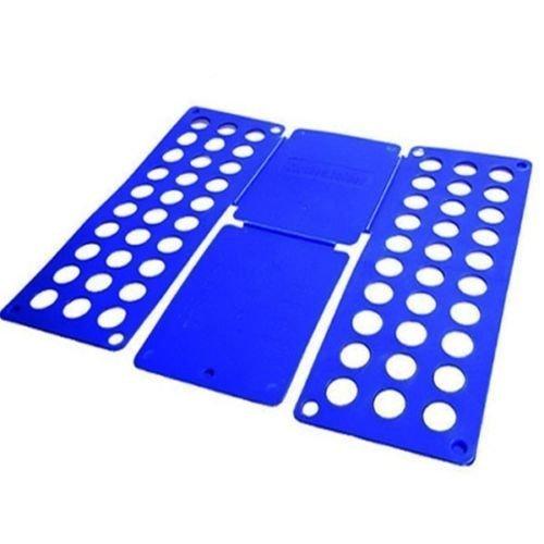 dung Board Magic Gestapelt Leicht Kleidung Board T-Shirts Ordner Organizer Flip Fold (Blue) ()