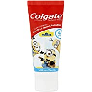 Colgate Kids Minions 4+ Years Mild Flavour Toothpaste, 50 ml