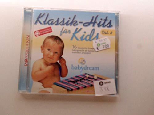 08-Klassik-Hits für Kids als Spieluhrenmelodien segunda mano  Se entrega en toda España
