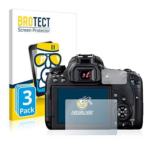 BROTECT Protector Pantalla Cristal Compatible Canon
