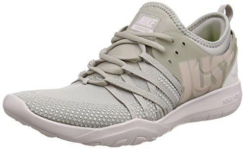 Nike Damen WMNS Free TR 7 Premium Laufschuhe Mehrfarbig (Moon Particle/Grand 200) 38.5 EU -
