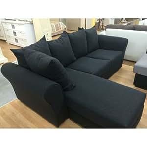 Esteamobili divano angolare super promozione salotto angolo vari colori casa e - Piccolo divano angolare ...