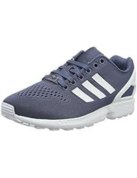 new style eb713 5d472 Adidas - ZX Flux Em, Scarpe da Ginnastica Unisex – Adulto