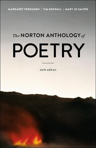 The Norton Anthology of Poetry [With Access Code]