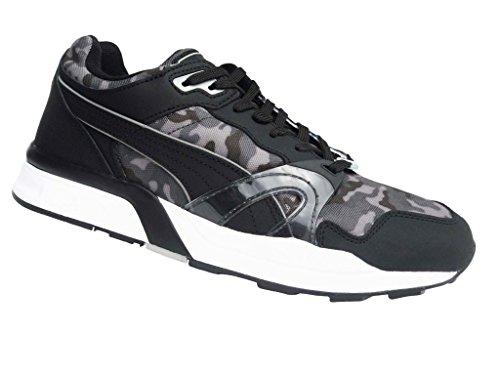 PUMA Trinomic XT 1 Camo Schuhe Herren Sneaker Turnschuhe Schwarz 359042 03 Schwarz