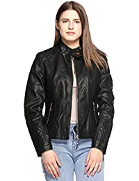 Leather Women S Jackets Buy Leather Women S Jackets Online At Best