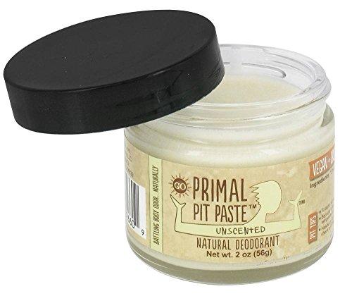 Primal Pit Paste - Desodorante natural sin aluminio