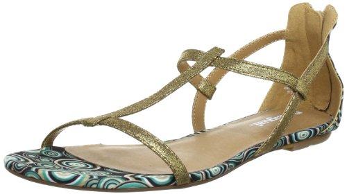 Desigual Sandals Vill 2 31SS204, Sandali donna Turchese (Türkis (Navy 5062))