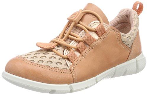 Ecco Mädchen Intrinsic Sneaker, Pink (Muted Clay/Rose Dust), 27 EU