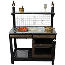 suchergebnis auf f r grilltisch edelstahl. Black Bedroom Furniture Sets. Home Design Ideas