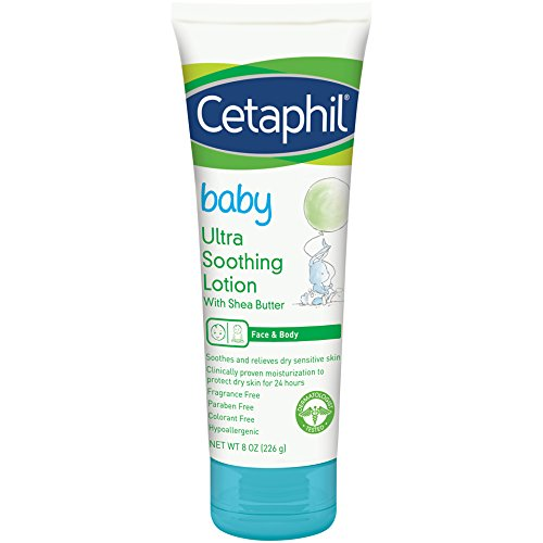 Cetaphil Baby Ultra Soothing Lotion with Shea Butter by Cetaphil Baby
